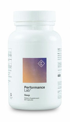 Performance Lab Sleep Side Effects from Deep Sleep