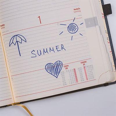 Making a mental diary
