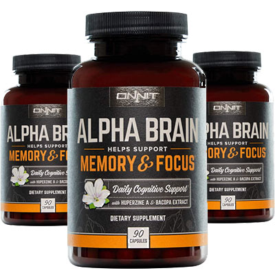 Onnit Labs Alpha Brain Reviews