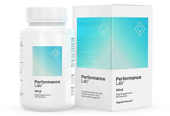 Performance Lab Mind - Best nootropic for stacking