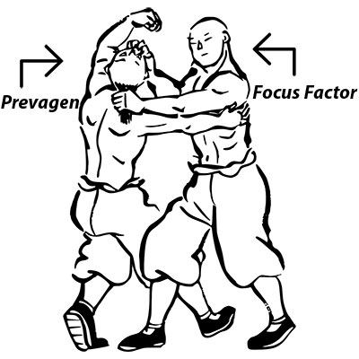 Focus Factor VS Prevagen